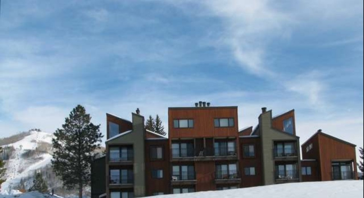 The West Condos in Steamboat Springs