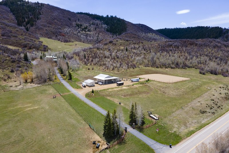Steamboat Springs Colorado horse and ranch real estate