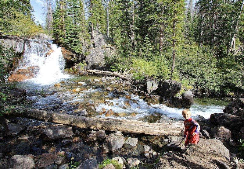 Steamboat Springs Waterfalls