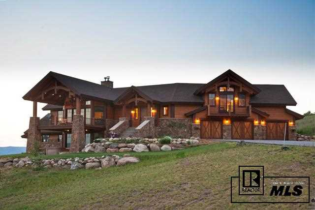Lake Catamount luxury home