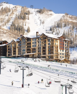 Edgemont ski in condominiums