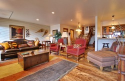 Eagles Overlook luxury townhouse Steamboat Springs