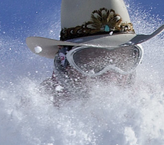 Steamboat skiing